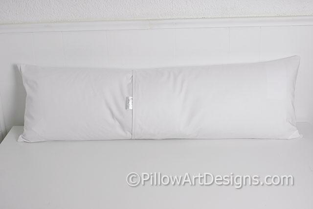 Mr Mrs Lumbar Pillow Cover 12 X 36